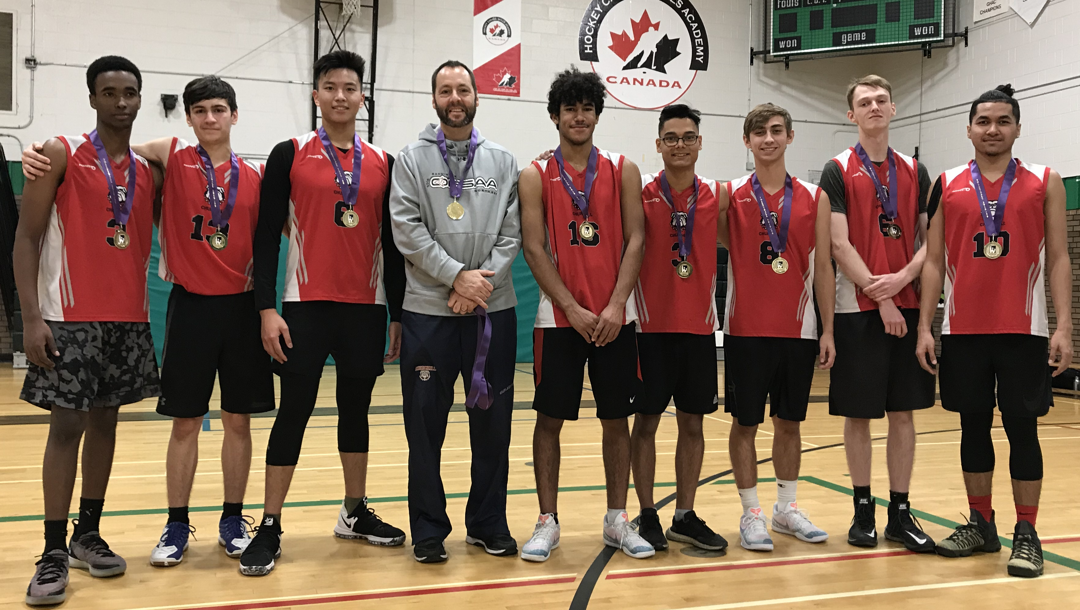 Senior Boys Volleyball 2019-20