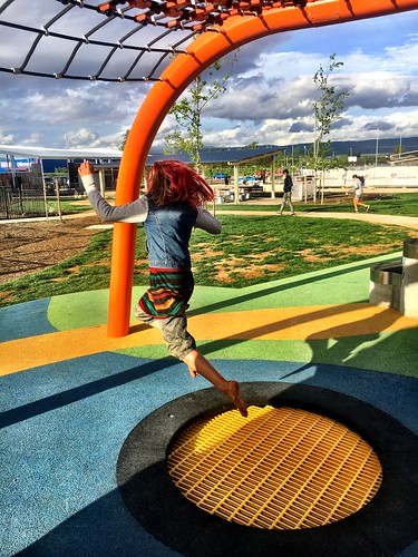 Bounce! Launceston Riverbend Park | by miaow