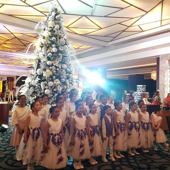 Christmas Celebration at Crimson Hotel