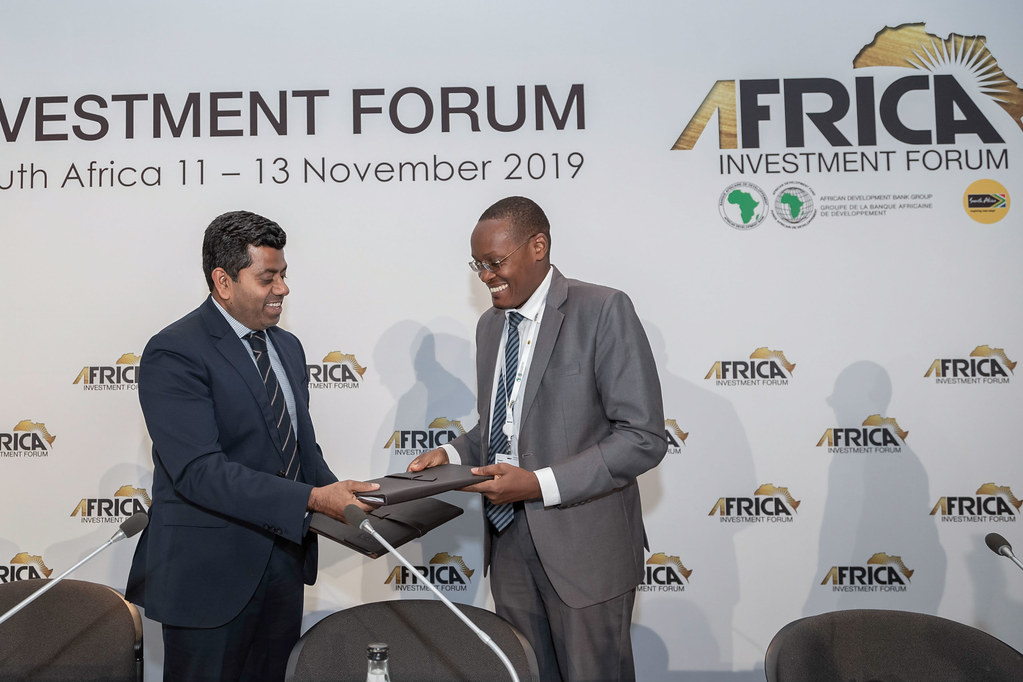 Africa Investment Forum 2019: Partner Event - DBSA- East African Community