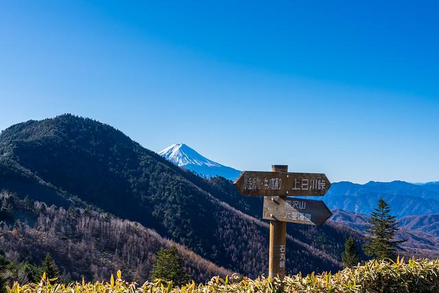 富士山@石丸峠