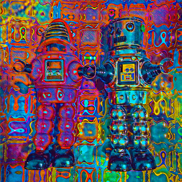 Robots in Love