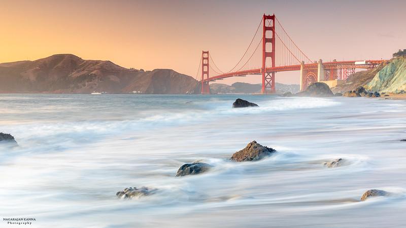 Marshall's Beach, San Francisco