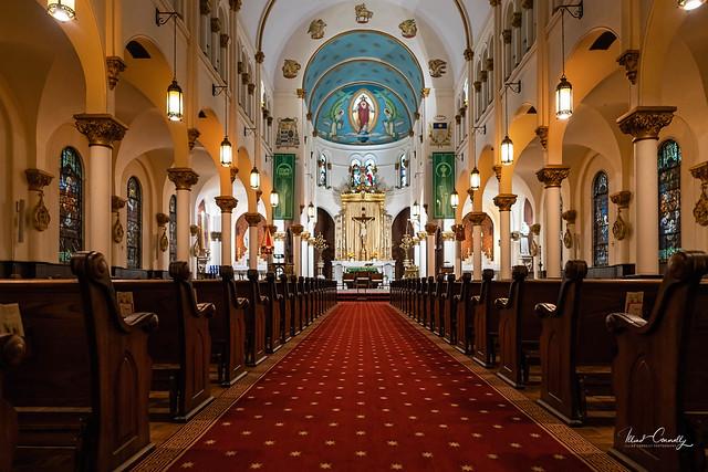 Sacred Heart Sanctuary