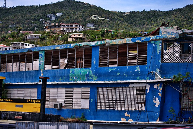 Taking it to the City Streets-Charlotte Amalie #54