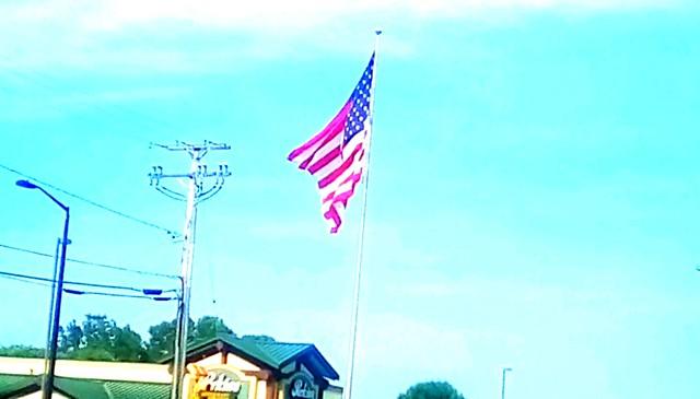 Veteran's day 2019 Menominee Michigan