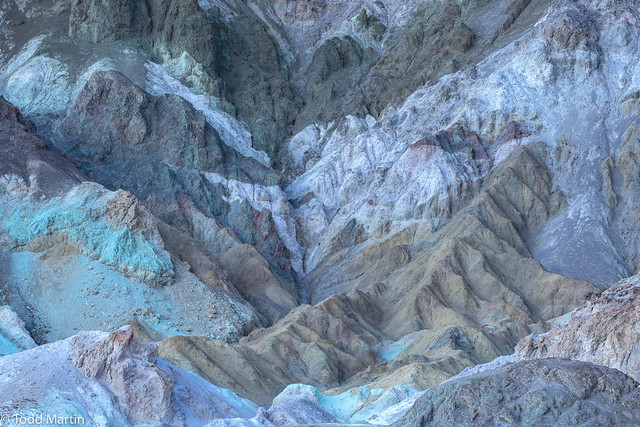 Artist's Palette, Death Valley National Park, California