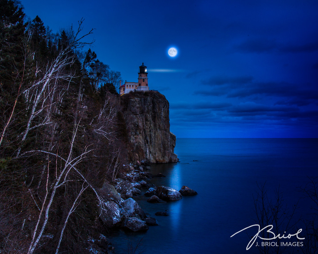 Split Rock Lighthouse Lighting Ceremony