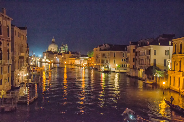 Grand Canal from Academia Bridge