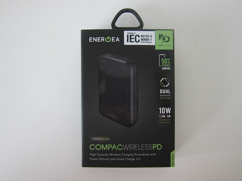 Energea ComPac Wireless PD - Box Front