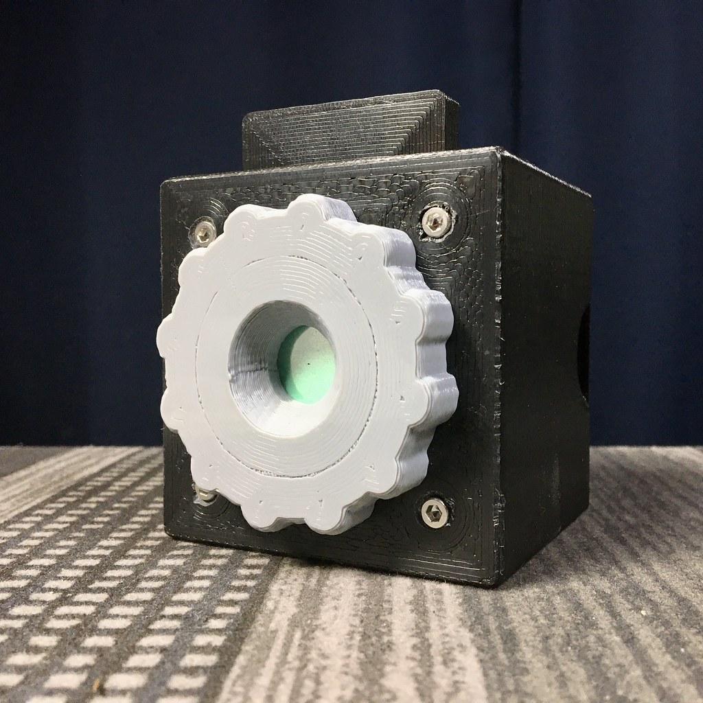 Cameradactyl Pinholio Self-Developing Pinhole Camera