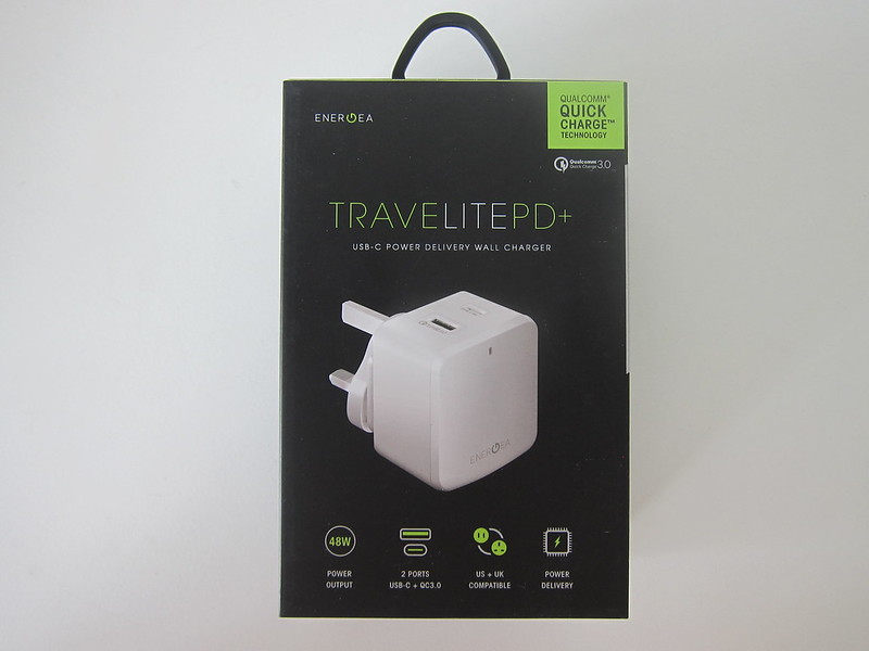 Energea TravelLite PD+ - Box Front