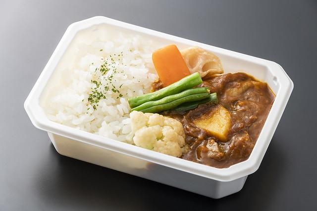 ANA's new Kanto menu