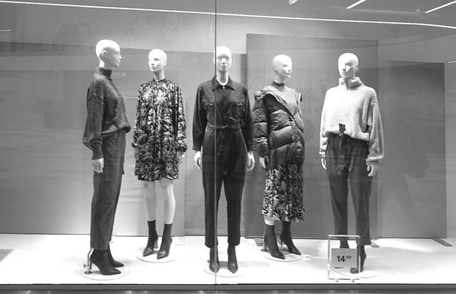 Debenhams department store, Watford