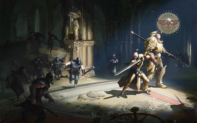 «Хранители Трона: Тень регента» | The Regent's Shadow, обои для рабочего стола, 1920x1200