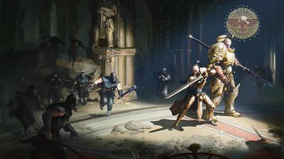 «Хранители Трона: Тень регента» | The Regent's Shadow, обои для рабочего стола, 1920x1080