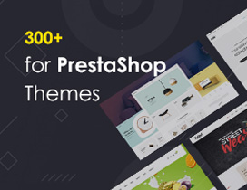 PrestaShop Theme Discount