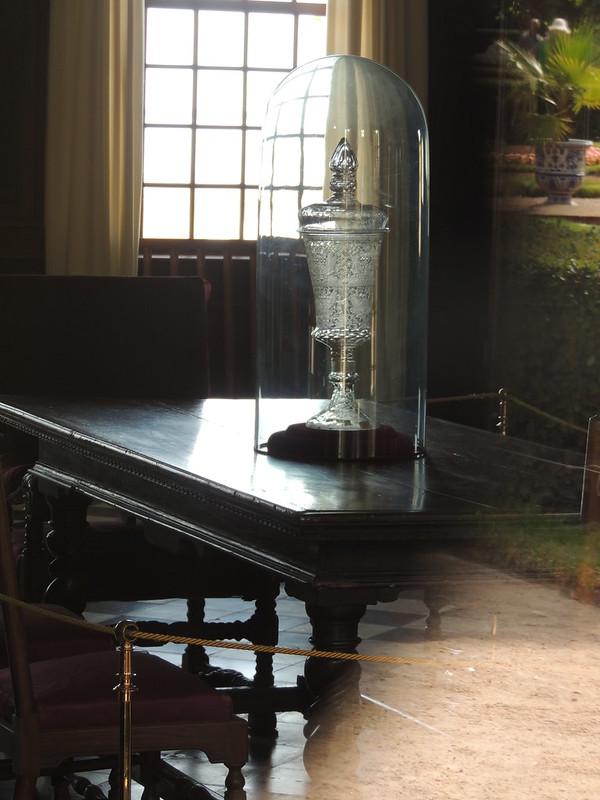 Peterhof: the dreaded vodka vessel
