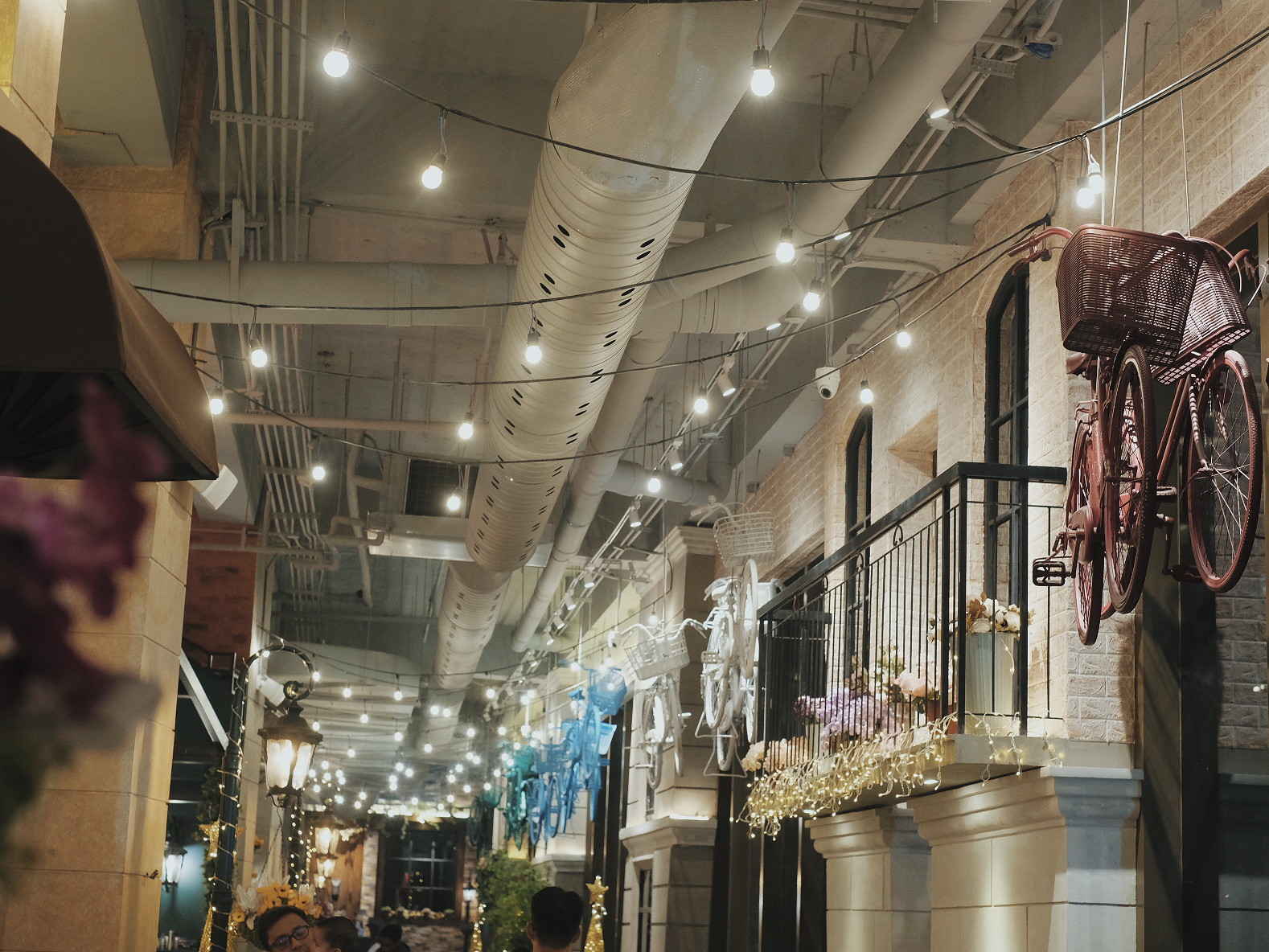 The Alley by Vikings Romantic Restaurant in BGC
