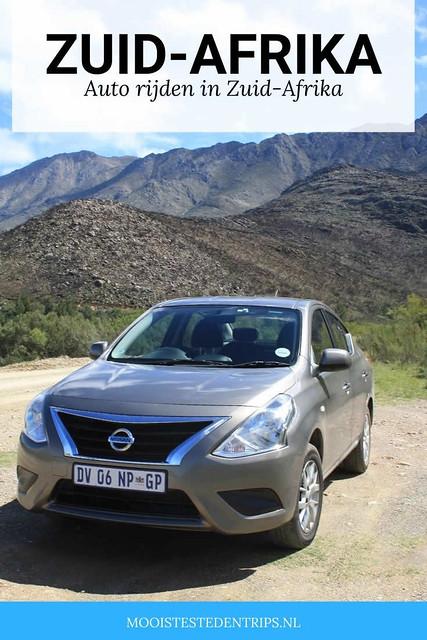 Auto rijden in Zuid-Afrika: tips | Bekijk de beste tips voor auto rijden in Zuid-Afrika