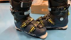 Lyžařské boty Salomon Quest Access X80 vel27 Nové - titulní fotka
