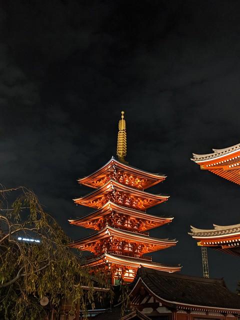 Sensoji, Asakusa