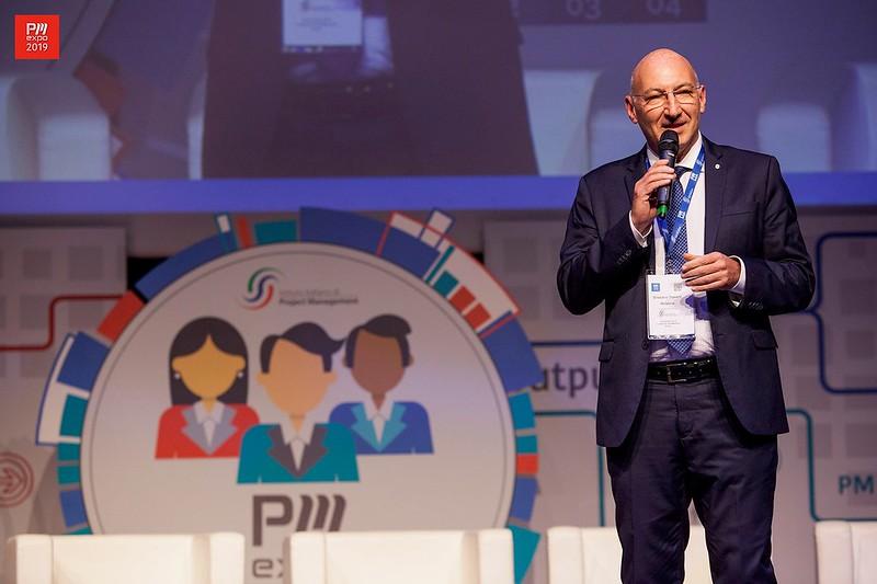 Graziano Trasarti, Vice Presidente ISIPM