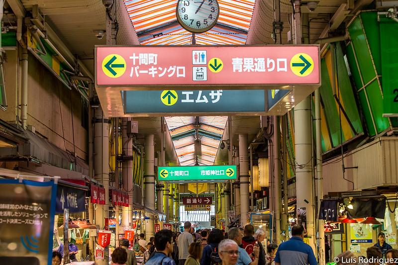 Mercado Omicho de Kanazawa