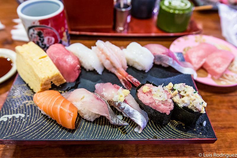 Mori Mori Sushi Omicho