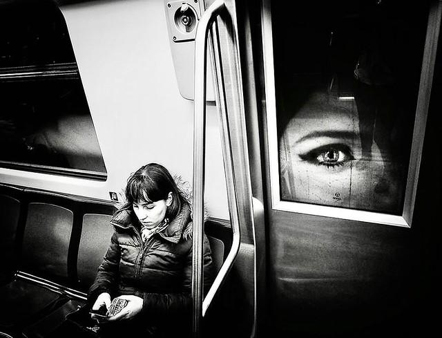 """"""" Watching You """" by Mirela Momanu"""