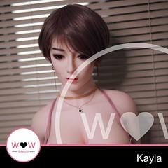 Wow Love Doll - Sex Doll - Model Kayla