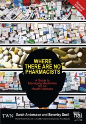 Where There Are No Pharmacists cover