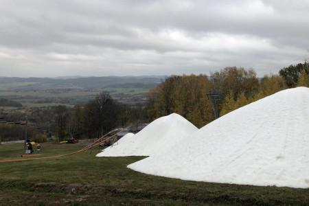 Na Monínci se bude lyžovat už o víkendu 16. listopadu