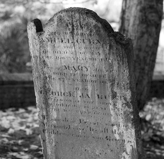 Churchyard of St Mary's Rickmansworth