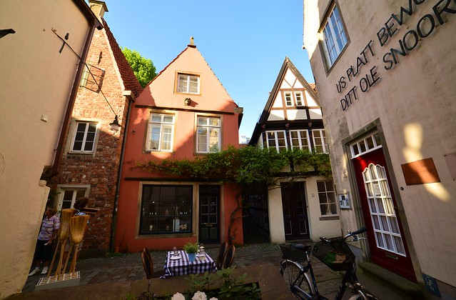 Bremen - Schnoor