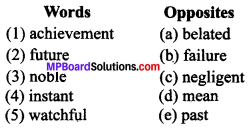 MP Board Class 9th General English The Spring Blossom Solutions Chapter 6 Advertisements 2