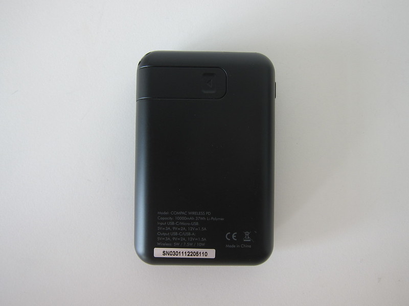 Energea ComPac Wireless PD - Bottom