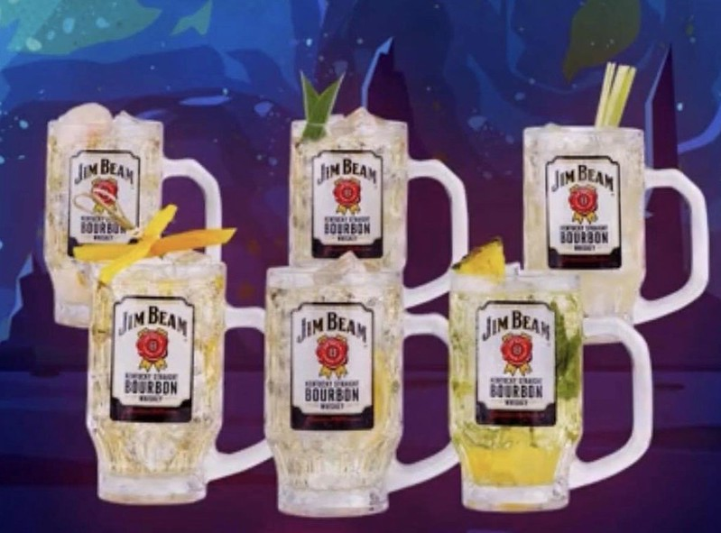 Jim Beam Highball, Eastwood City