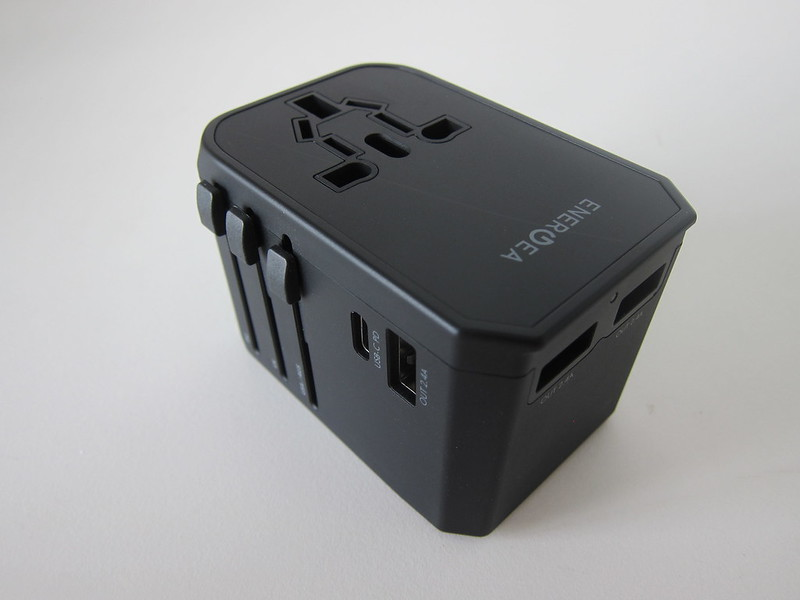 Energea TravelWorld Adapter PD