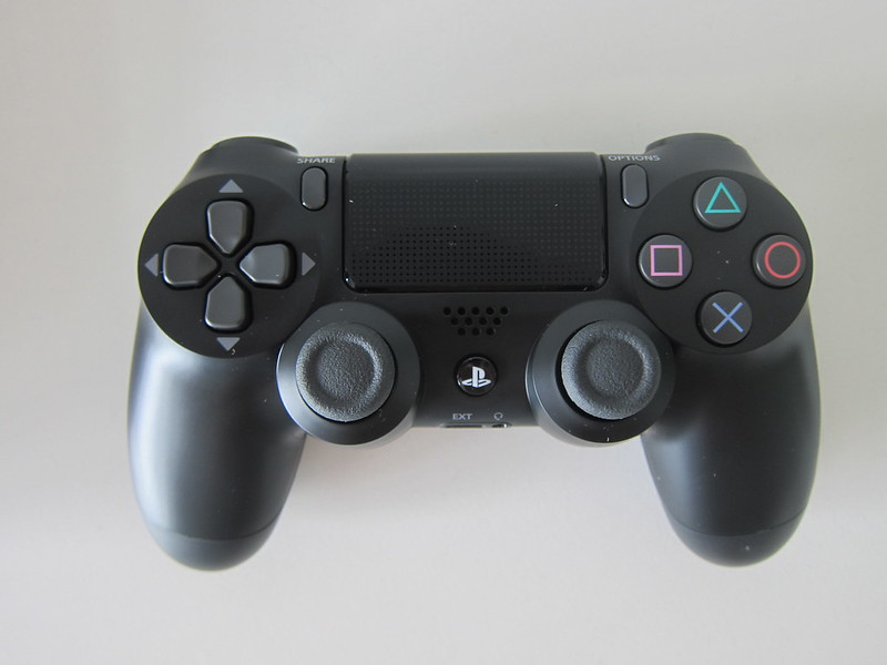 DualShock 4 Wireless Controller - Top