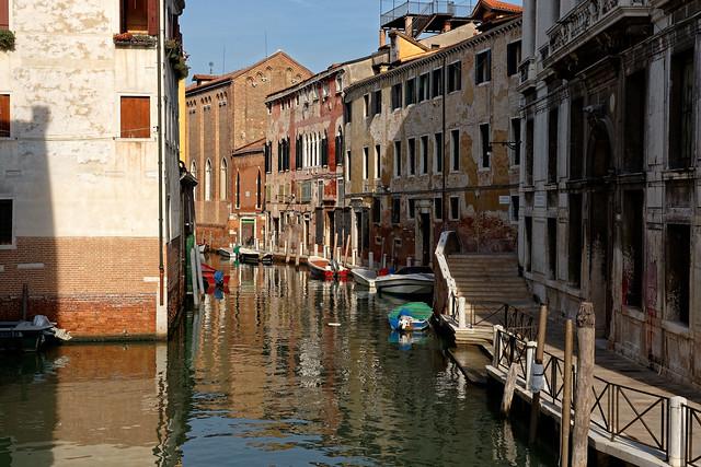 Venezia / Rio de Santa Fosca / Fondamenta Diedo