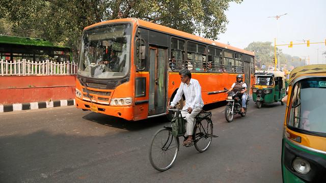 Delhi Buses (1 of 2)