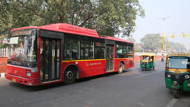 Delhi Buses (2 of 2)