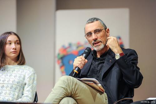 Claudio Monge all'Università del Dialogo 2019