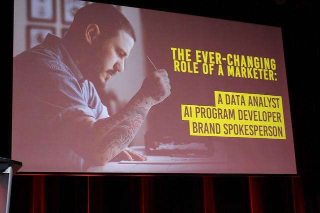 Carlos Gil at Social Media Week Toronto