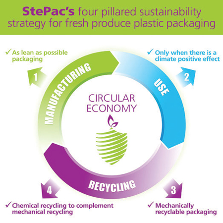 StePac introduces its climate-positive strategy for reduced plastic use
