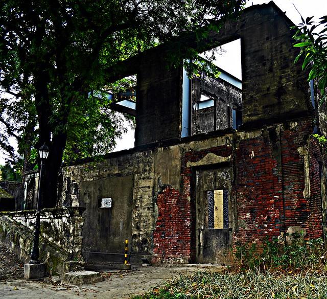 Remains of a Bygone Era
