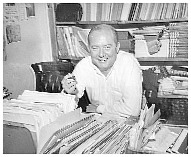 White advisor in the D.C. SNCC office: 1966