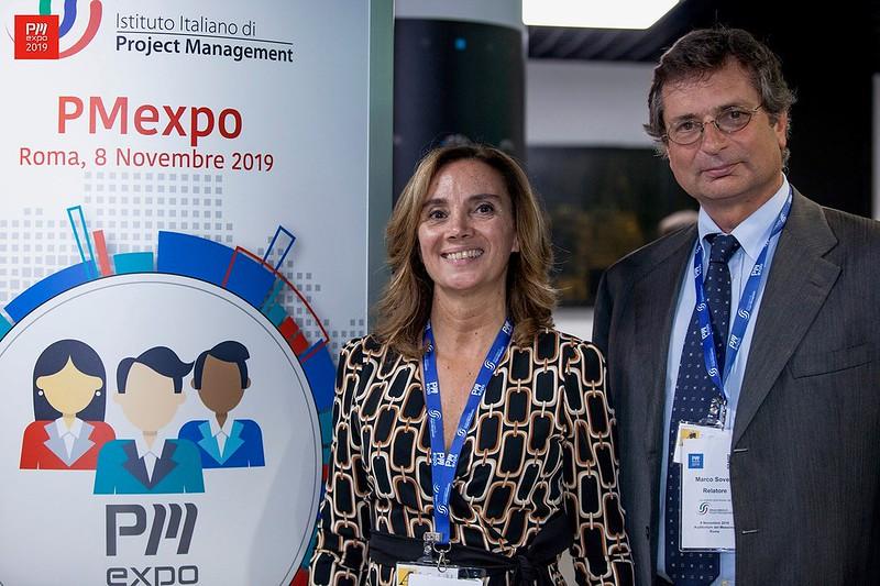 Laura Di Spes e Marco Sovera, Relatori