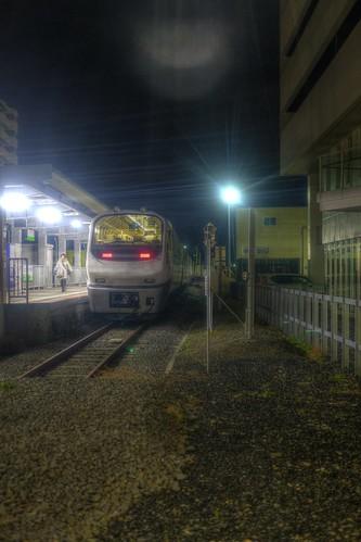 12-11-2019 Wakkanai Station.. (2)